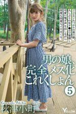 【最新作】男の娘、完全メス化これくしょん 5 秋津小町